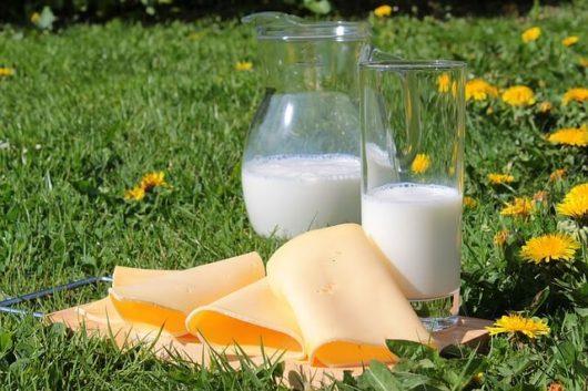 牛乳だけではカルシウムが足りない!