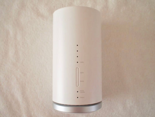 Speed Wi-Fi HOME L01sはSIM交換で直る!