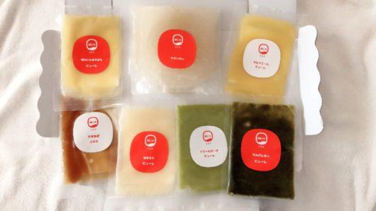 M+(ミタス)は、原材料に野菜だけを使用した安心安全のベビーフード!
