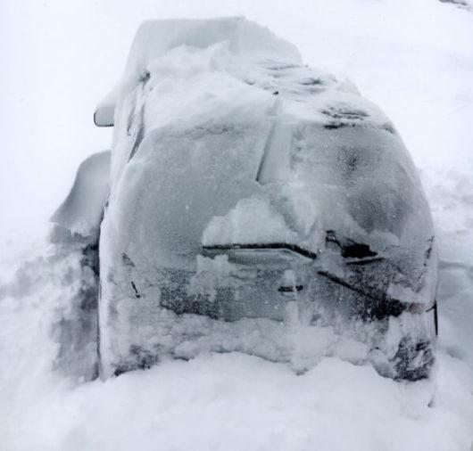 北海道の雪は想像以上に危険