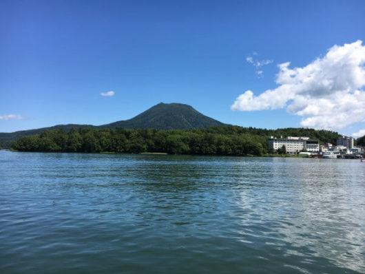 北海道釧路市『阿寒湖』
